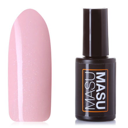 Купить Masura, Гель-лак Masu Masu №M119, Прикосновение, Розовый