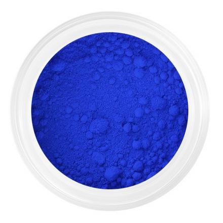 Patrisa nail, Неоновая пыльца для втирки №22 (ярко-синяя, глянцевая)
