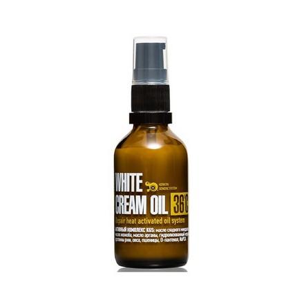 Protokeratin, Восстанавливающее средство White Cream Oil, 50 мл