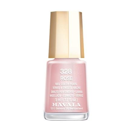 Mavala, Лак для ногтей №328, RoseMavala<br>Лак для ногтей (5 мл). Точное описание цвета появится в ближайшее время.
