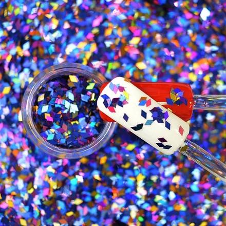 Patrisa Nail, Камифубуки, ромб №К32Камифубуки<br>Камифубуки для дизайна ногтей.