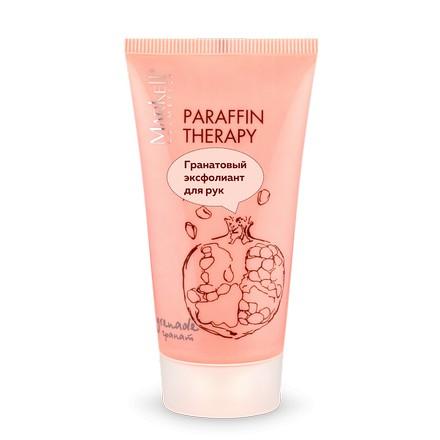 Markell, Гранатовый эксфолиант для рук ParaffinTherapy, 50 мл markell крем парафин для рук paraffintherapy гранат 100 мл