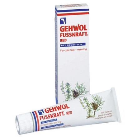 Gehwol, Fusskraft Красный бальзам (для сухой кожи), 75 мл