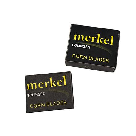 Merkel, лезвия для педикюрного станка (10 шт)