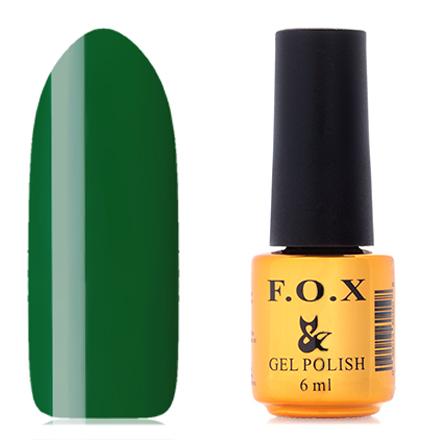 FOX, Гель-лак Waterway №004 fox гель лак waterway 003