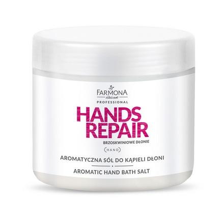 Farmona, Соль для ванн Hands Repair, 500 г фото