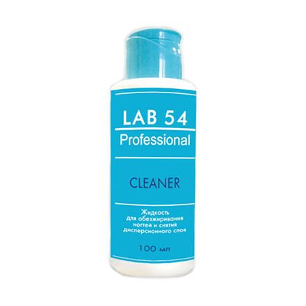 Купить BAL Proffesional, Жидкость для обезжиривания и снятия липкого слоя Lab 54, 100 мл, BAL Professional