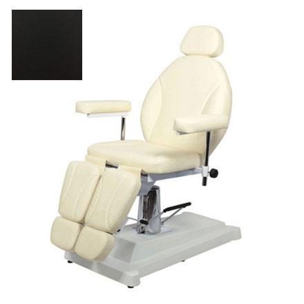 Купить Мэдисон, Кресло педикюрное «МД-02», черное, повышенной прочности