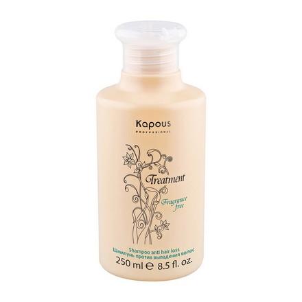 Kapous, Шампунь против выпадения волос Treatment, 250 мл