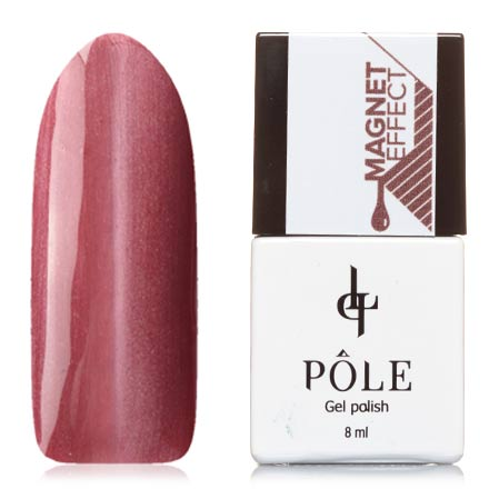 POLE, Гель-лак №47, Розовый кварц