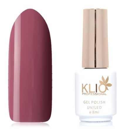 Klio Professional, Гель-лак Total Perfection, №82Klio Professional<br>Гель-лак (8 мл) фиолетово-бордовый, без перламутра и блесток, плотный.<br><br>Цвет: Красный<br>Объем мл: 8.00