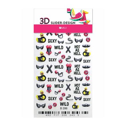 Купить Milv, 3D-слайдер B286