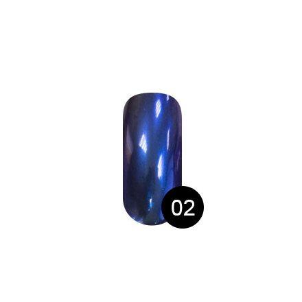 TNL, Втирка «Северное сияние» №02, аквамарин