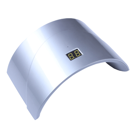 Купить Kosmekka, Лампа UV/LED NL-008, 36W, серебряная