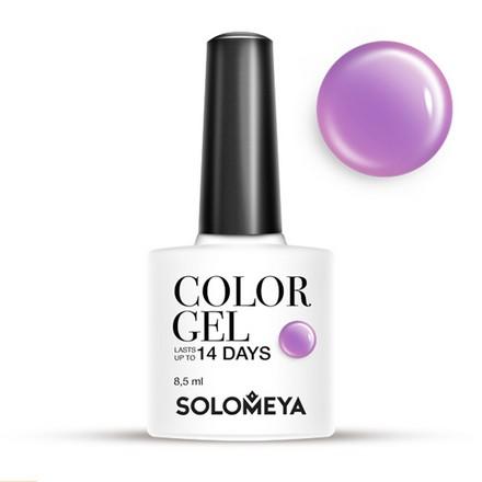 Купить Solomeya, Гель-лак №42, Jelly Beans, Wella Professionals, Фиолетовый