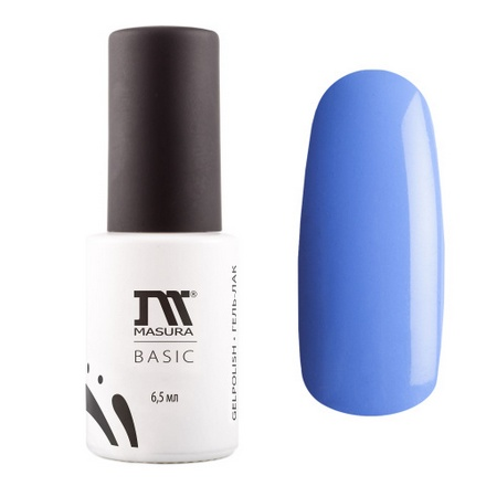 Гель-лак Masura Basic, цвет №294-265 Акварель, 6,5 мл