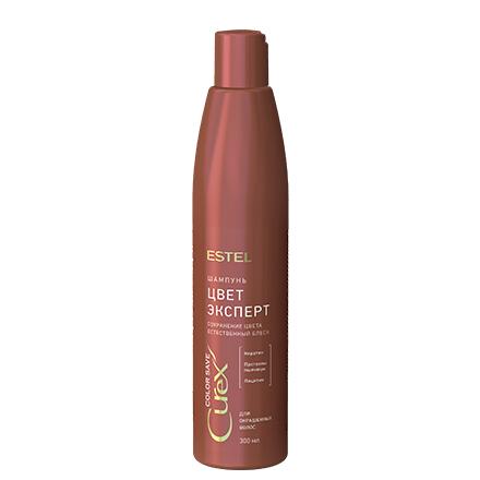 Estel, Шампунь CUREX COLOR SAVE для окрашенных волос, 300 мл недорого