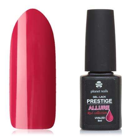 Planet Nails, Гель-лак Prestige Allure №654 гель лаки planet nails гель краска без липкого слоя planet nails paint gel фиолетовая 5г