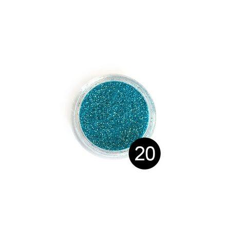 TNL, Дизайн для ногтей: блестки №20