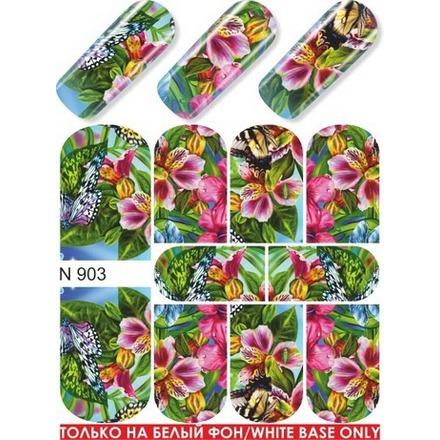 Milv, Слайдер-дизайн N903 (MILV) Кугеси где купить принадлежности для маникюра