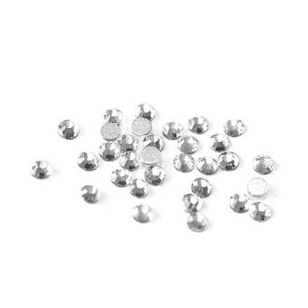 Купить TNL, Стразы 4 мм серебро, 50 шт., TNL Professional