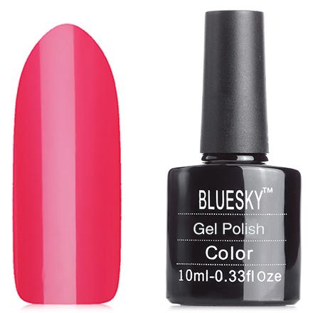 Bluesky, Гель-лак №80552 Lobster RollBluesky Шеллак<br>Гель-лак (10 мл) карамельно-коралловый, без блесток и перламутра, плотный.<br><br>Цвет: Оранжевый<br>Объем мл: 10.00