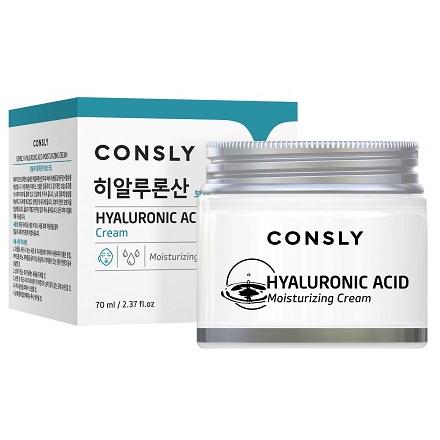 Купить Consly, Крем для лица Hyaluronic Acid, 70 мл