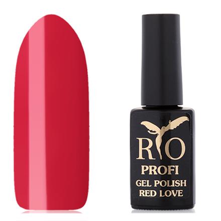 Rio Profi, Гель-лак «Red Love» №2, Хантер