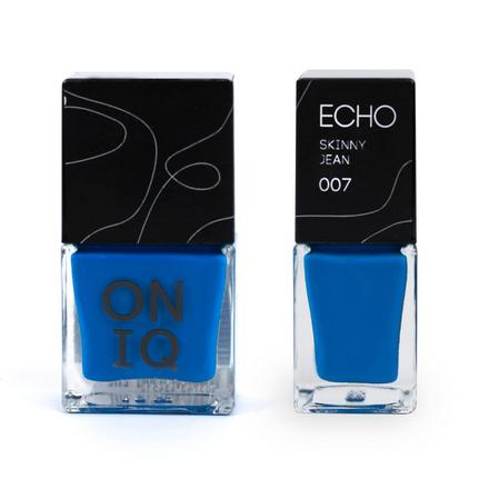 Купить ONIQ, Лак для стемпинга Echo, Skinny Jean