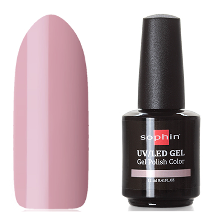 Sophin, Гель-лак №0727, Lavender Pink