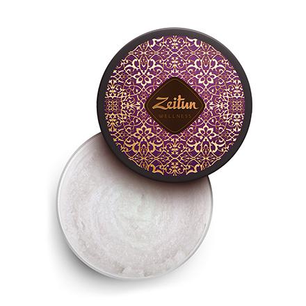 Zeitun, Жемчужный скраб для тела «Ритуал соблазна», 250 млСкрабы и пилинги<br>Скраб для тела интенсивно очищает кожу, придавая ей гладкость и сияние.
