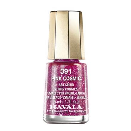 Купить Mavala, Лак для ногтей №391, Pink Cosmic, Розовый