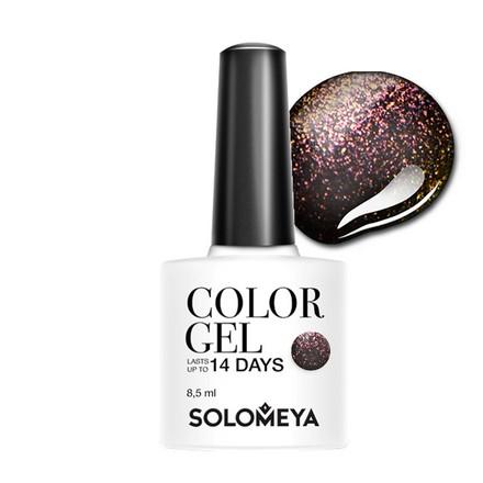 Solomeya, Гель-лак №91, StardustSolomeya трехфазный<br>Гель-лак (8,5 мл). Точное описание цвета появится в ближайшее время.