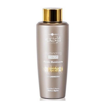 Hair Company, Крем 10 в 1 Inimitable Style Illuminating, 250млКрем для укладки волос <br>Питательное средство для укладки волос и придания блеска.