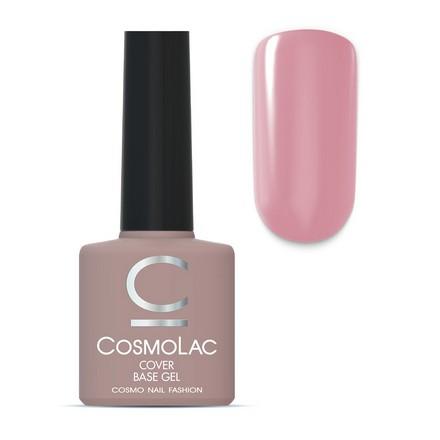 Купить Cosmolac, База Cover №12, 7, 5 мл, Розовый