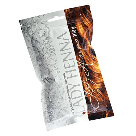 Lady Henna, Хна для волос, коричневая, 100 г  - Купить
