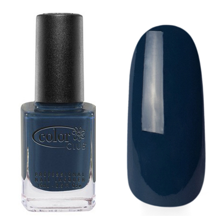 Color Club, цвет № 1009 Baldwin Blue