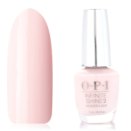 OPI, Infinite Shine Nail Lacquer, Its Pink P.M., 15 мл