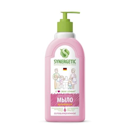 Купить Synergetic, Жидкое мыло «Аромамагия», 500 мл