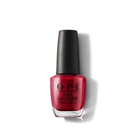 Купить OPI, Лак для ногтей Classic, Opi Red, Красный