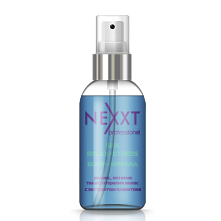 NEXXT Professional, Эликсир Relax and Stop stress, 50 мл спрей nexxt professional energy vital protection spray 250 мл