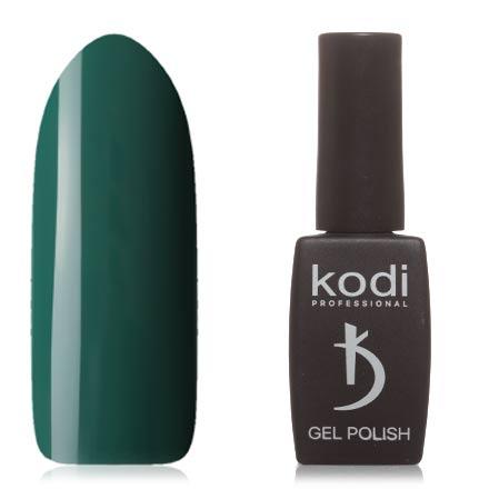 Kodi, Гель-лак №70AQKodi Professional<br>Гель-лак (12 мл) хвойно-зеленый, без перламутра и блесток, плотный. Прошлая серия: №270.