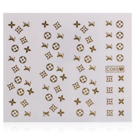 Bluesea, Слайдер-дизайн C065, золото от KRASOTKAPRO.RU