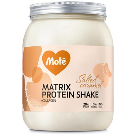 Mote, Комплексный протеин Matrix «Соленая карамель», 617 г