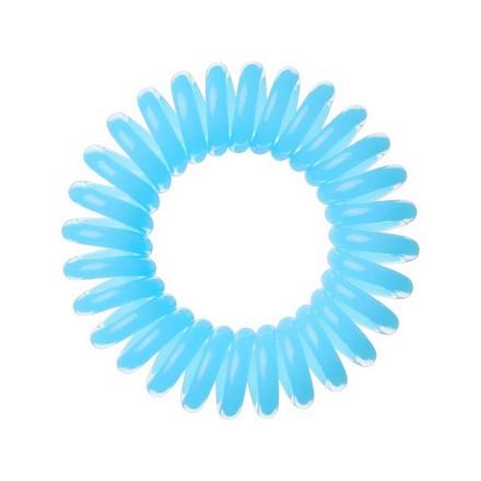 Invisibobble, Резинка для волос Fata Morgana (3 шт.), небесно-голубая