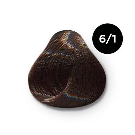 OLLIN, Крем-краска для волос Silk Touch 6/1 фото