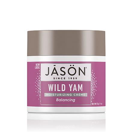 JASON, Крем для лица Wild Yam, 113 г