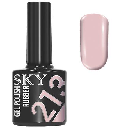 Купить SKY, Гель-лак №213, Розовый