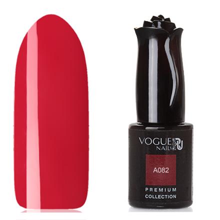 Купить Vogue Nails, Гель-лак Premium Collection А082, Красный