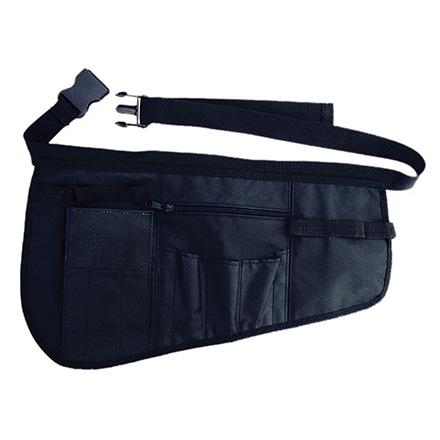 Купить Dewal, Чехол для парикмахерских инструментов на пояс, черный, 43х27 см